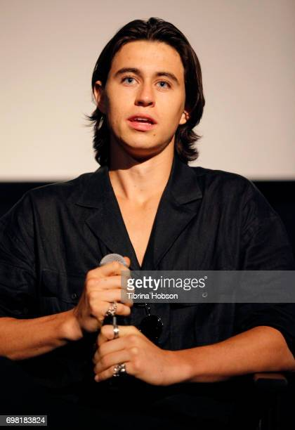 Nash Grier attends the screening of 'You Get Me' during the 2017 Los Angeles Film Festival at ArcLight Santa Monica on June 19 2017 in Santa Monica...