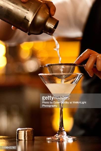 Nashi pear martini