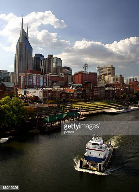 Nashville and river