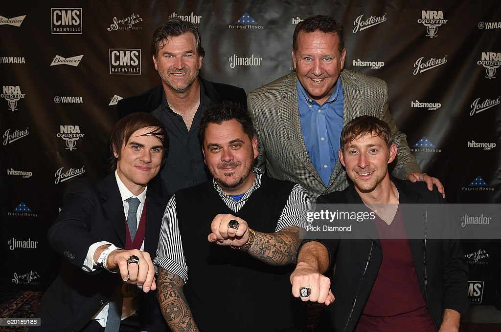 Folds of Honor/CMS Nashville Songwriter of the Year Party 2016