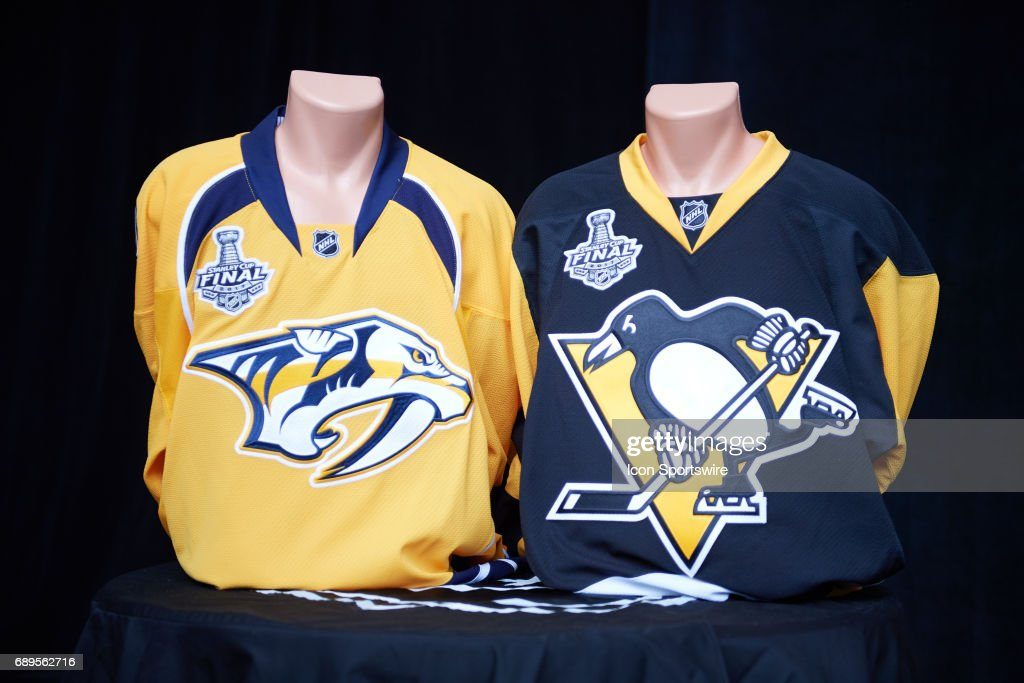 NHL: MAY 28 Stanley Cup Final Media Day : News Photo