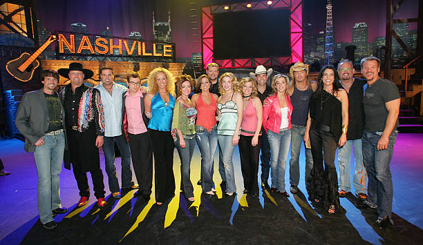 List of Nashville cast members - Wikipedia