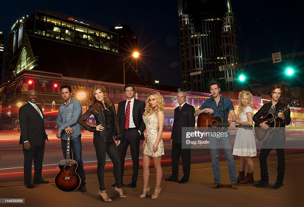 "ABC's ""Nashville"" - Season One : Nachrichtenfoto"