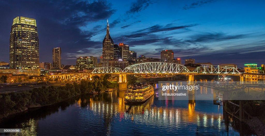 Nashville Tennessee 2014 : Stock Photo