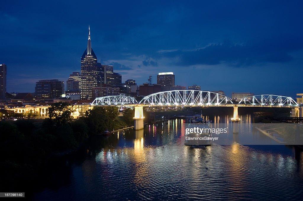 Nashville, Tennessee : Stock Photo