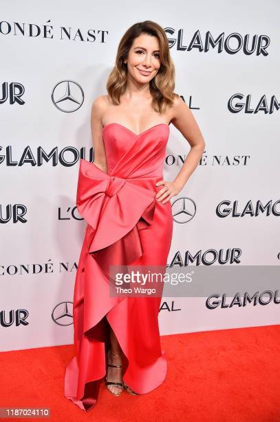 Nasim Pedrad attends the 2019 Glamour Women Of The Year Awards at Alice Tully Hall on November 11, 2019 in New York City.