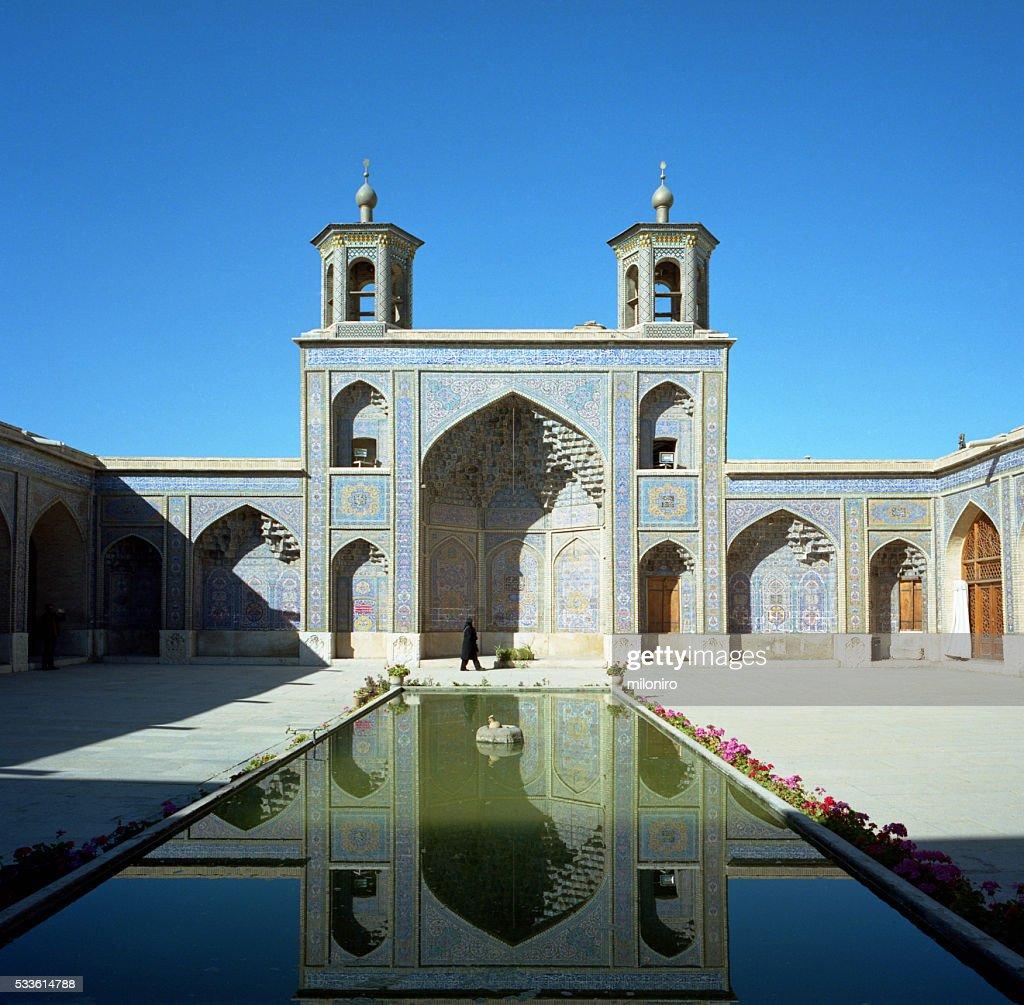 Nasir ol Molk Mosque : Stock-Foto