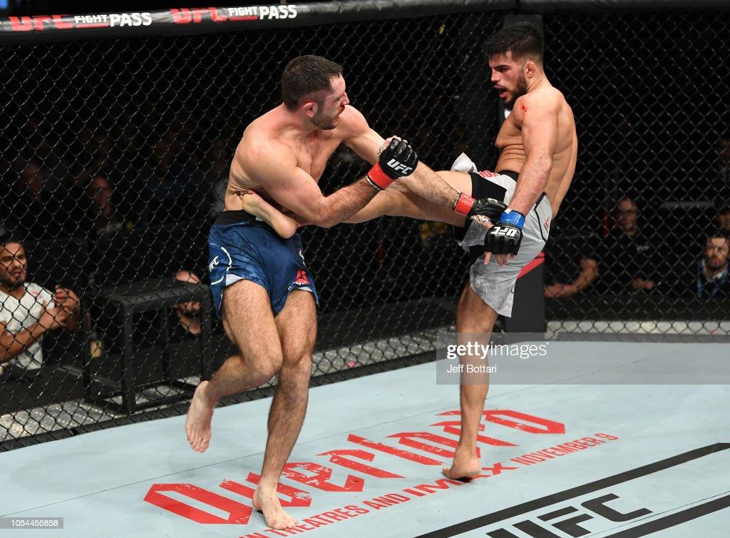 UFC Fight Night: Gouti v Haqparast : News Photo