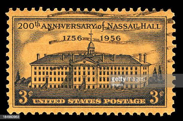 ナッソーホール - ニュージャージー州 プリンストン ストックフォトと画像