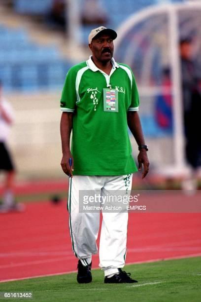 Nassr Al Johar Saudi Arabia coach