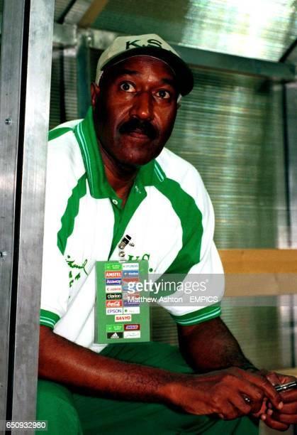 Nassr Al Johar the new Saudi Arabia coach