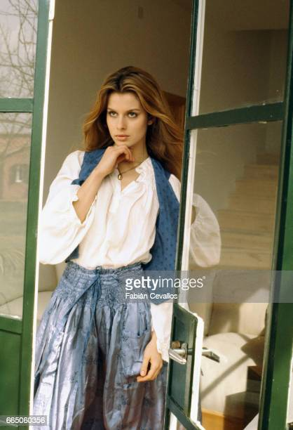 Nastassja Kinski At 16