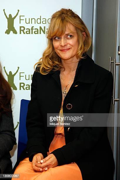 Nastassja Kinski attends the presentation Integracion y Deporte on December 14 2011 in Barcelona Spain