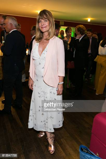 Nastassja Kinski attends the summer party 2017 of the German Producers Alliance on July 12 2017 in Berlin Germany