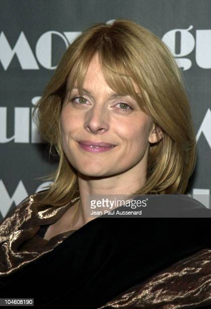 Nastassja Kinski during 10th Annual Movieguide Awards at Skirball Cultural Center in Los Angeles California United States