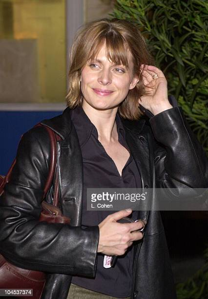 Nastassja Kinski during Campaign Hollywood at Les Deux Cafes in Los Angeles California United States