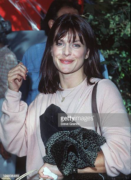 Nastassja Kinski During Celebrity Halloween Event At Home Of Susie Field For The Children Of La