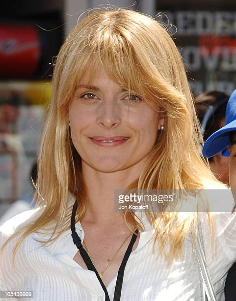 Nastassja Kinski during 'Herbie Fully Loaded' Los Angeles Premiere Arrivals at El Capitan Theater in Hollywood California United States