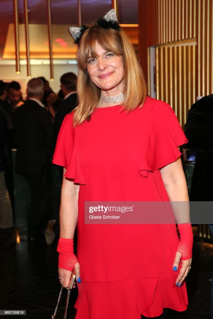 Nastassja Kinski during the grand opening of Roomers & IZAKAYA on October 12, 2017 in Munich, Germany.