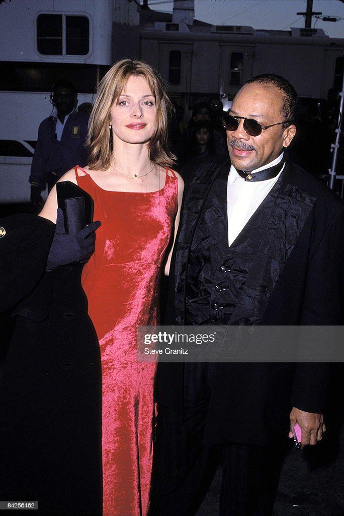 Nastassja Kinski & Quincy Jones News Photo - Getty Images