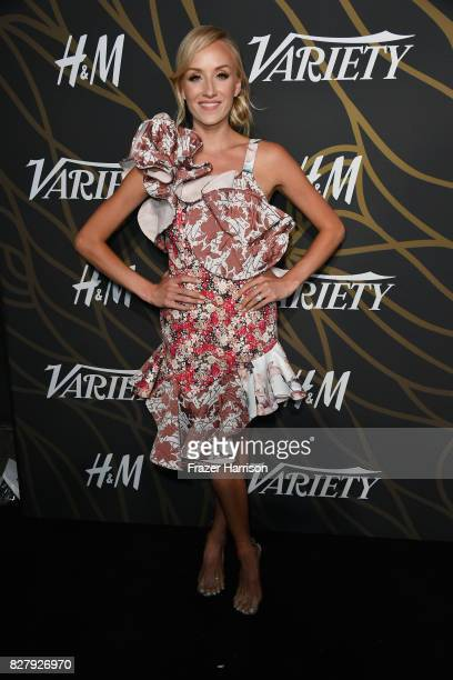 Nastia Liukin attends Variety Power of Young Hollywood at TAO Hollywood on August 8 2017 in Los Angeles California
