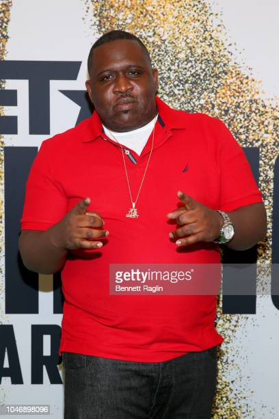 Nasty arrives at the BET Hip Hop Awards 2018 at Fillmore Miami Beach on October 6 2018 in Miami Beach Florida