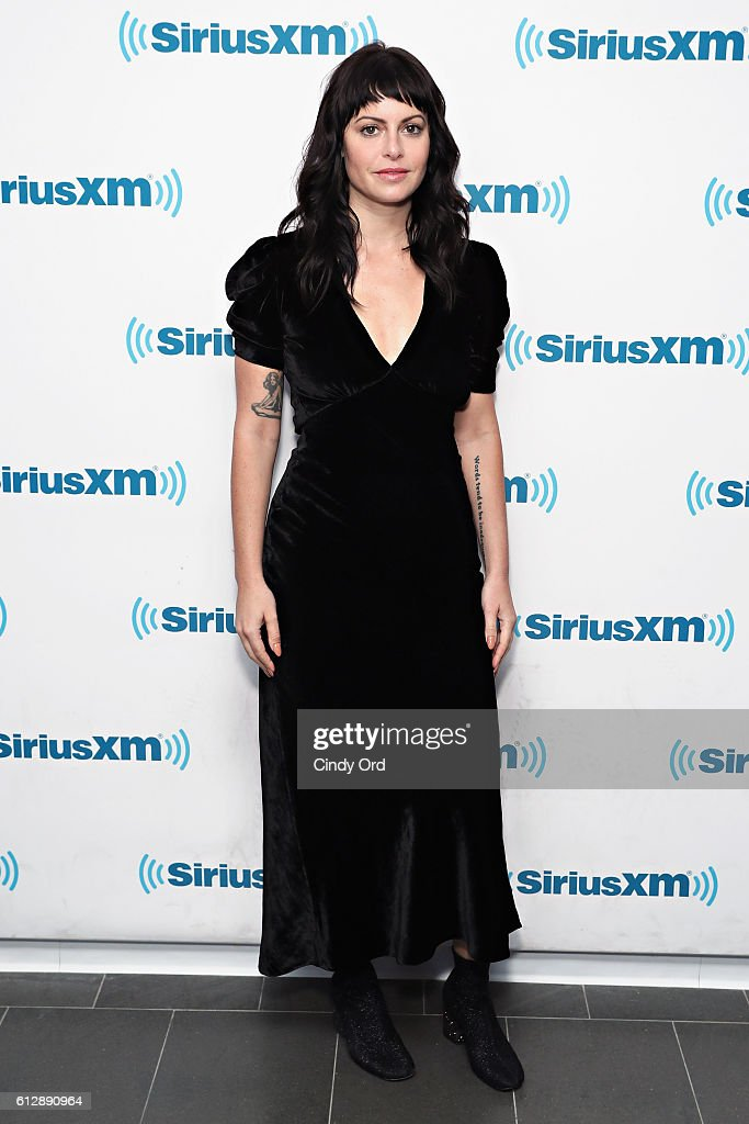 Celebrities Visit SiriusXM - October 5, 2016