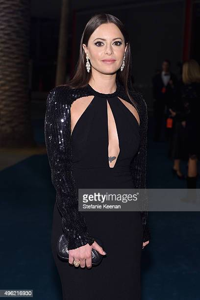 Nasty Girl founder Sophia Amoruso attends LACMA 2015 ArtFilm Gala Honoring James Turrell and Alejandro G Iñárritu Presented by Gucci at LACMA on...