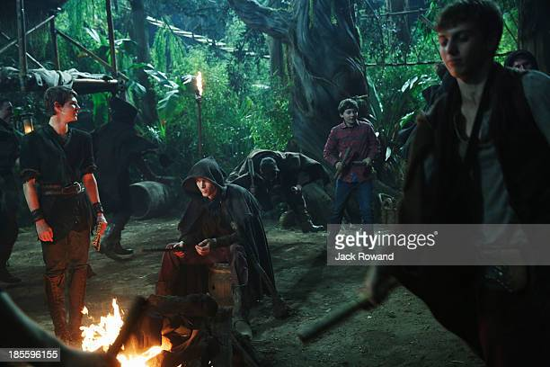 TIME Nasty Habits Mr Gold makes a decision to confront Pan but will he go there to save Henry or give in to the prophecy that the boy will be his...