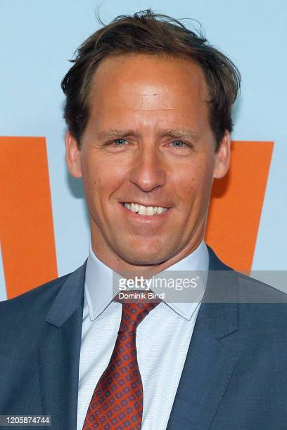 Nat Faxon attends the premiere of Downhill at SVA Theater on February 12 2020 in New York City