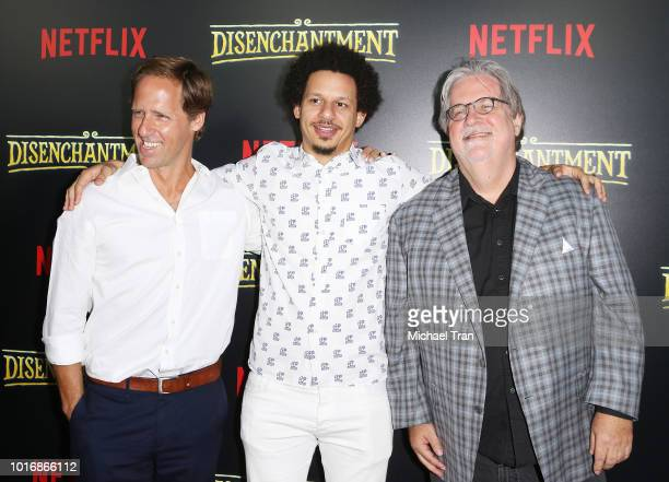 Briggs arrives to the Los Angeles screening of Netflix's 'Disenchantment' held at the Vista Theatre on August 14 2018 in Los Angeles California