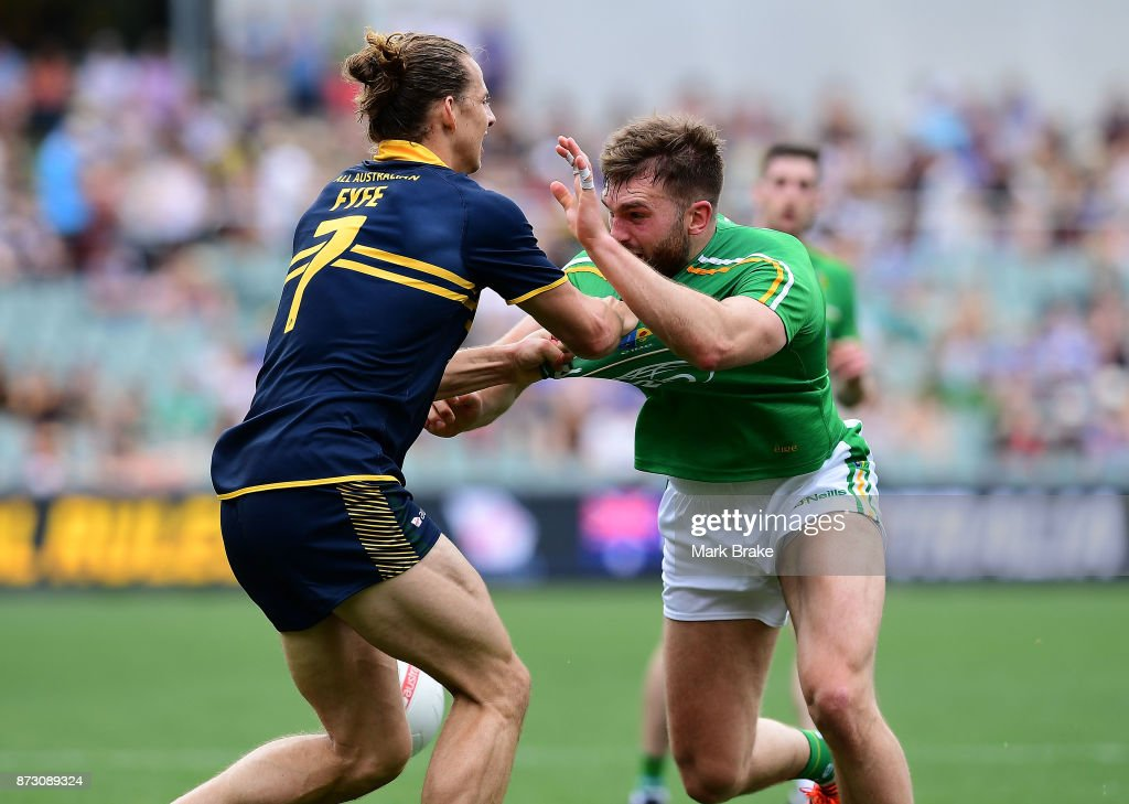 Australia v Ireland - International Rules Series: Game 1