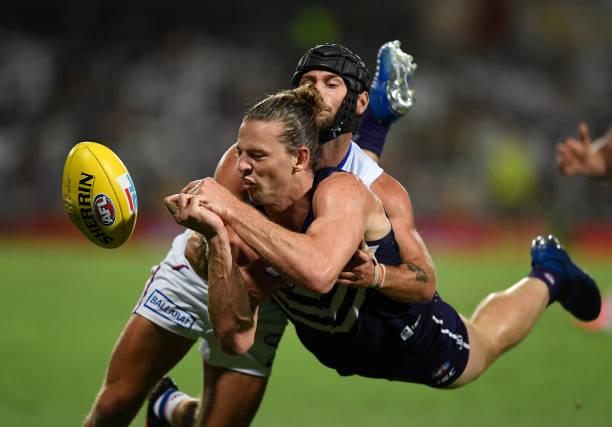 AUS: AFL Rd 18 - Fremantle v Western Bulldogs