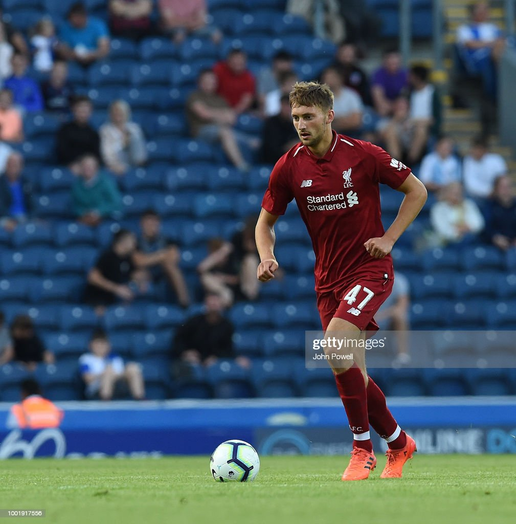 Blackburn Rovers v Liverpool - Pre-Season Friendly : News Photo