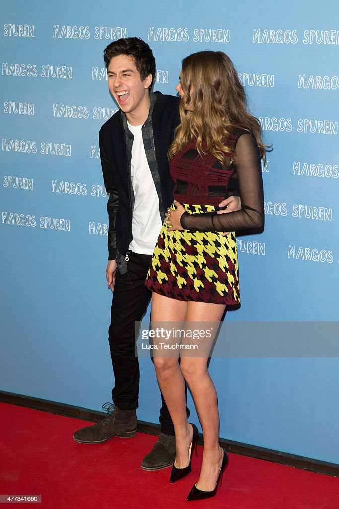 Paper Towns' Berlin Photocall : News Photo
