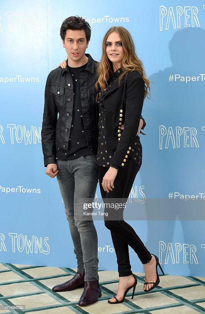 """""""Paper Towns"""" - Photocall"""