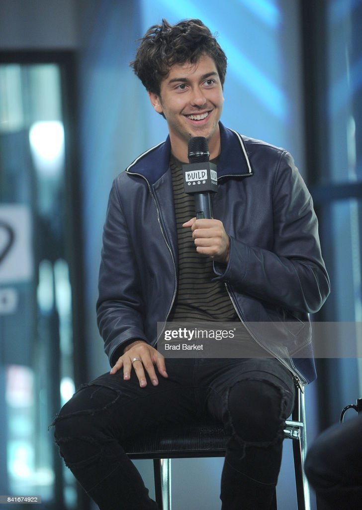 "Build Presents Nat Wolff Discussing ""Leap"""