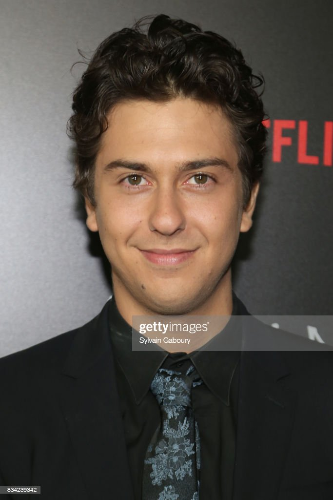 Nat Wolff attends 'Death Note' New York Premiere at AMC Loews Lincoln Square 13 theater on August 17, 2017 in New York City.