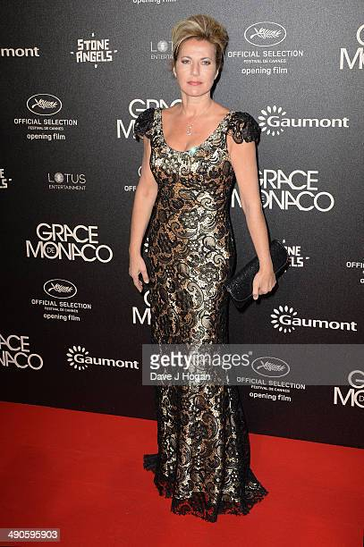 Natacha Amal attends the after party for Grace of Monaco during the 67th Annual Cannes Film Festival on May 14 2014 in Cannes France