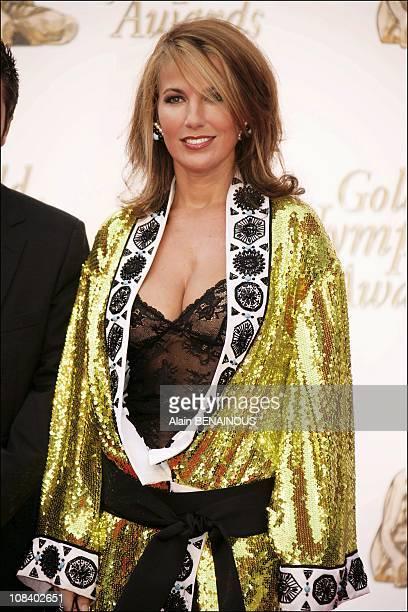 Natacha Amal in Monaco on July 01 2005