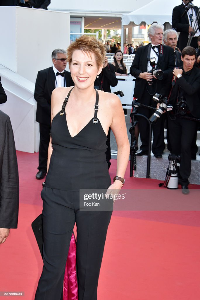 """Elle"" - Red Carpet Arrivals - The 69th Annual Cannes Film Festival"