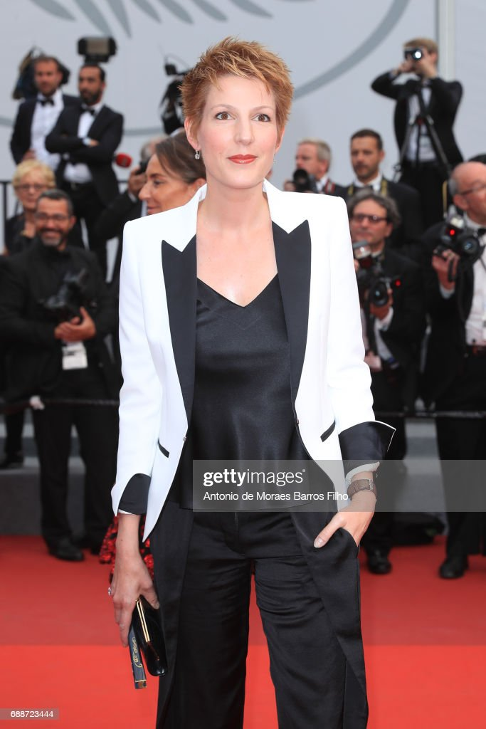 """L'Amant Double "" Red Carpet Arrivals - The 70th Annual Cannes Film Festival"