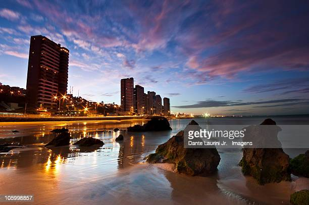 natal buildings - natal brazil stock pictures, royalty-free photos & images