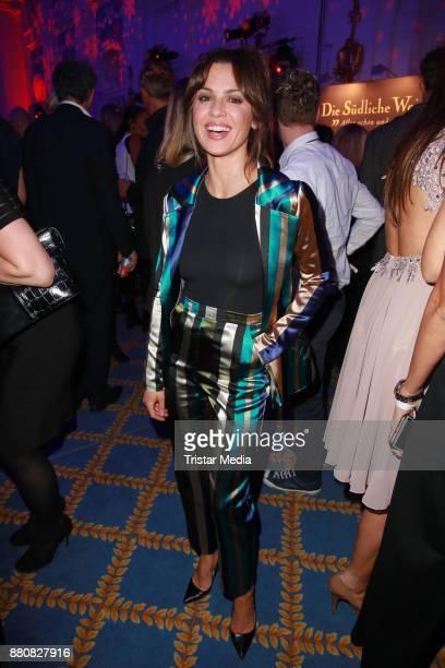 Natalia Avelon attends the Movie Meets Media event 2017 at Hotel Atlantic Kempinski on November 27 2017 in Hamburg Germany