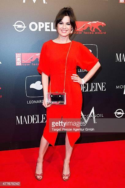 Natalia Avelon attends the New Faces Award Film 2015 at ewerk on June 18 2015 in Berlin Germany