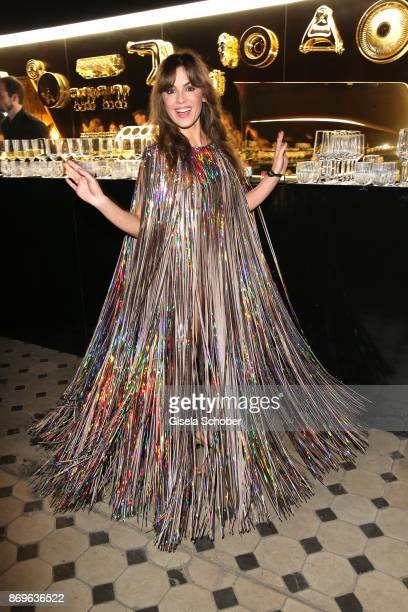 Natalia Avelon during the 'When the Ordinary becomes Precious #CartierParty Berlin' at Old Power Station on November 2 2017 in Berlin Germany
