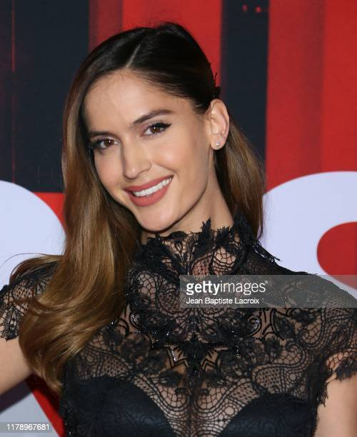 Natalia Barulich attends the premiere of Warner Bros Pictures' Doctor Sleep at Westwood Regency Theater on October 29 2019 in Los Angeles California