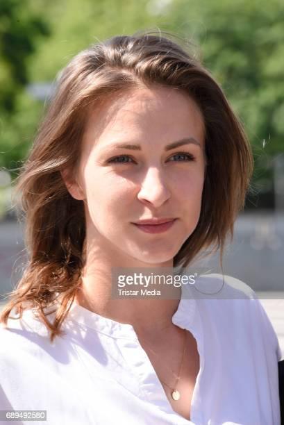 Natalia Belitski attends the premiere 'In Zeiten des abnehmenden Lichts' on May 28 2017 in Berlin Germany