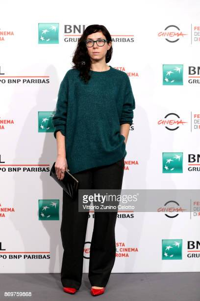Natalia Beristain attends 'The Eternal Feminine ' photocall during the 12th Rome Film Fest at Auditorium Parco Della Musica on November 3 2017 in...