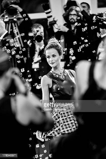 Natalia Borges attends the 'Tracks' premiere during The 70th Venice International Film Festival at Sala Grande on August 29 2013 in Venice Italy